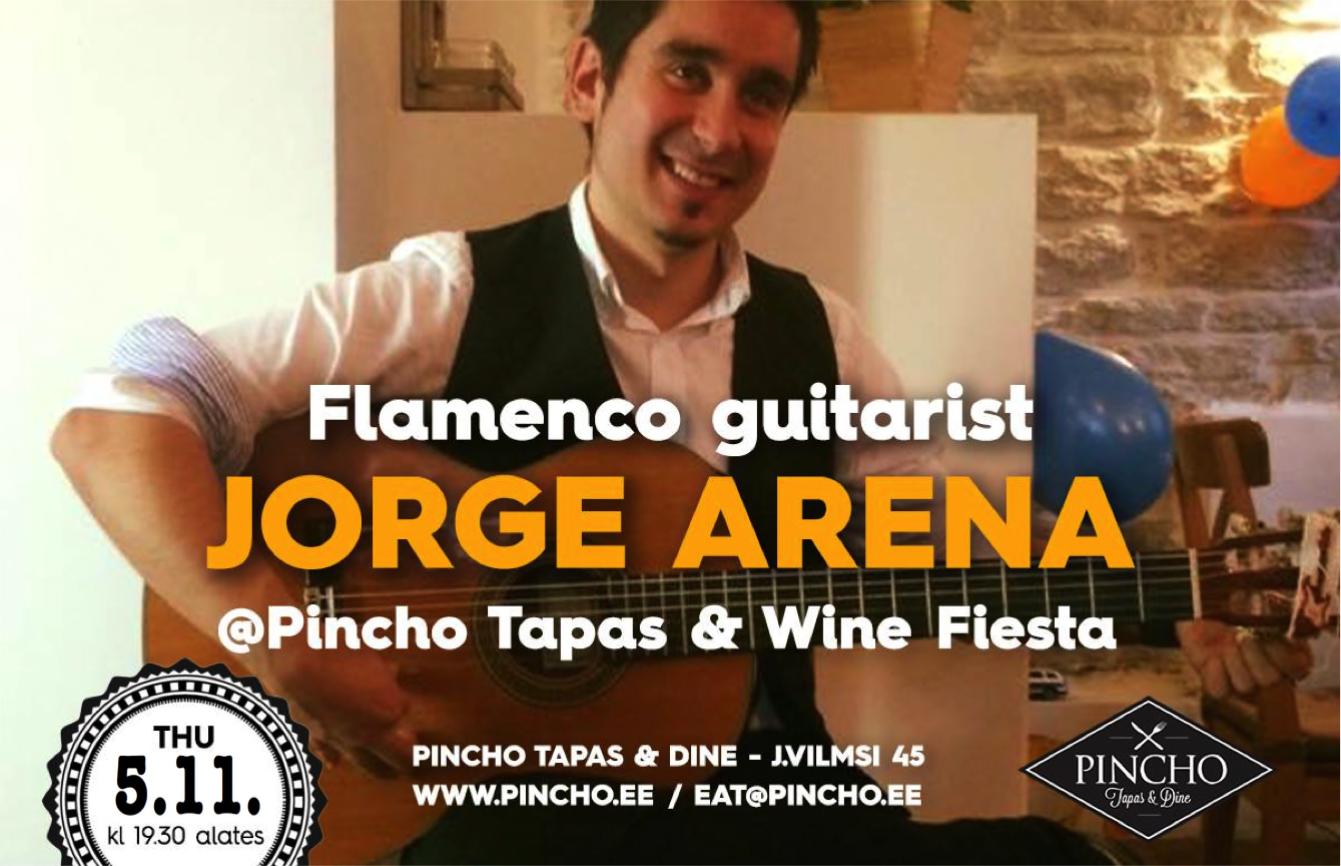 20151105 Jorge Pincho Pincho 05 nov