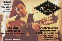 20160128 Jorge Pincho 28th January