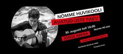 Nomme Huvikool 30.08.2021