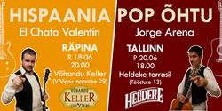 Valentín y Jorge 2 DATES Rapina y Heldeke junio 2021