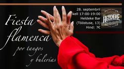 20190928 Poster Fiesta Flamenca Heldeke