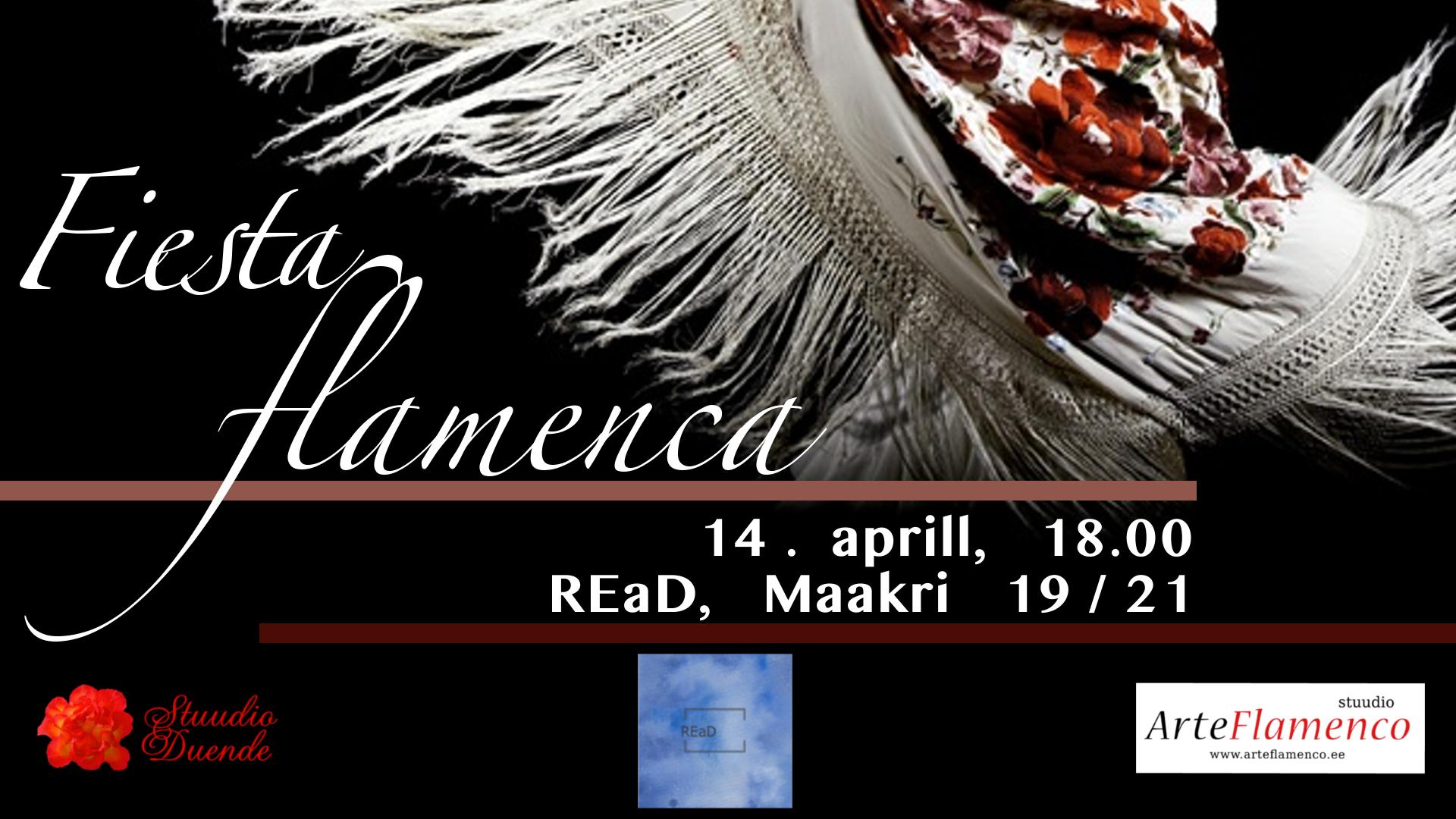 20170414 Cartel Fiesta Flamenca