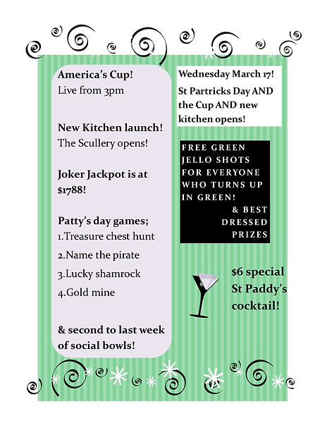 Scullery Opening St Paddys Day.jpg