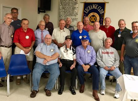 Exchange club of Brunswick Veterans