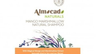 Mango Marshmallow Natural Shampoo