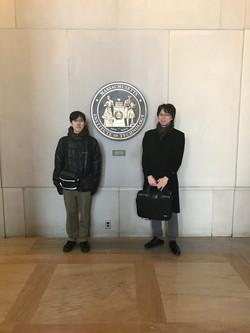 MITのキャンパスを見学しました。