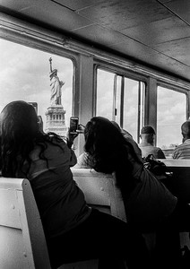 FERRY TO LADY LIBERTY