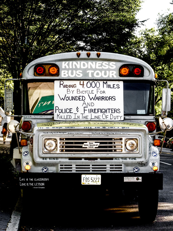 KINDNESS BUS