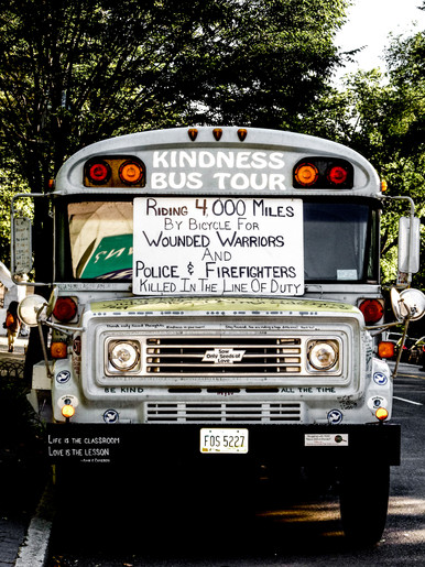KINDNESS BUS