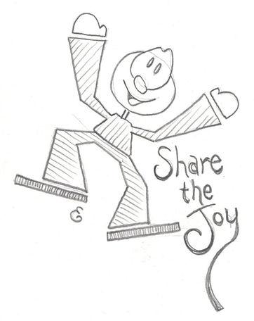 Share the Joy - kLE bw 2014.jpg