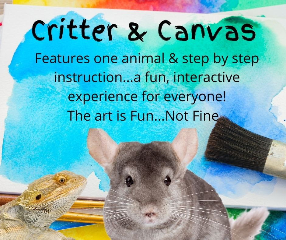 Critter & Canvas...Owl