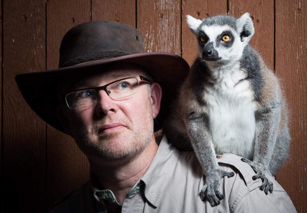 David Kleven Critterman Lemurs_The Ghost