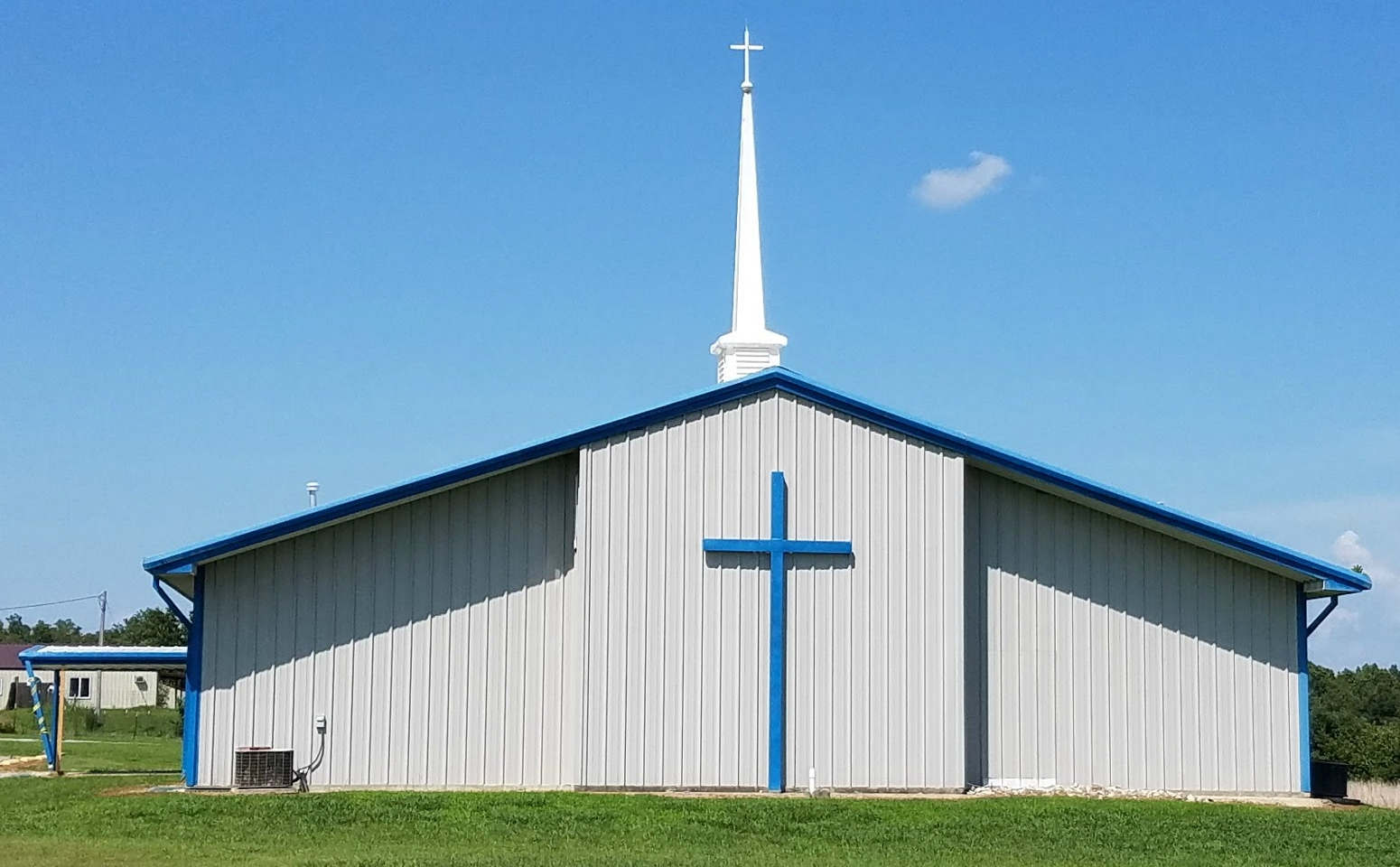 Clarkridge Baptist Church