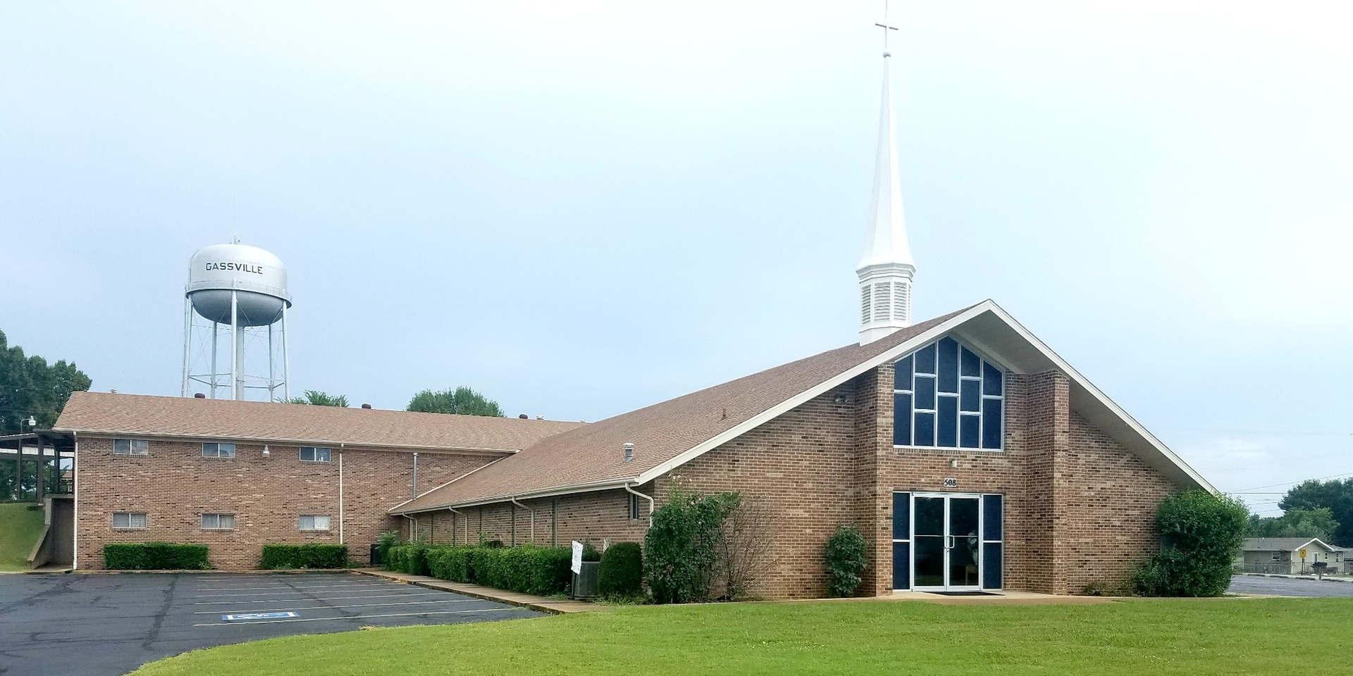 Gassville Baptist Church