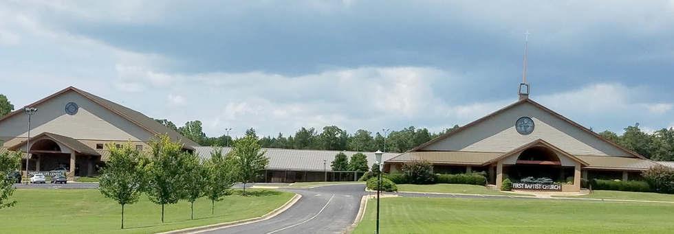 First Baptist Church, Mountain Home