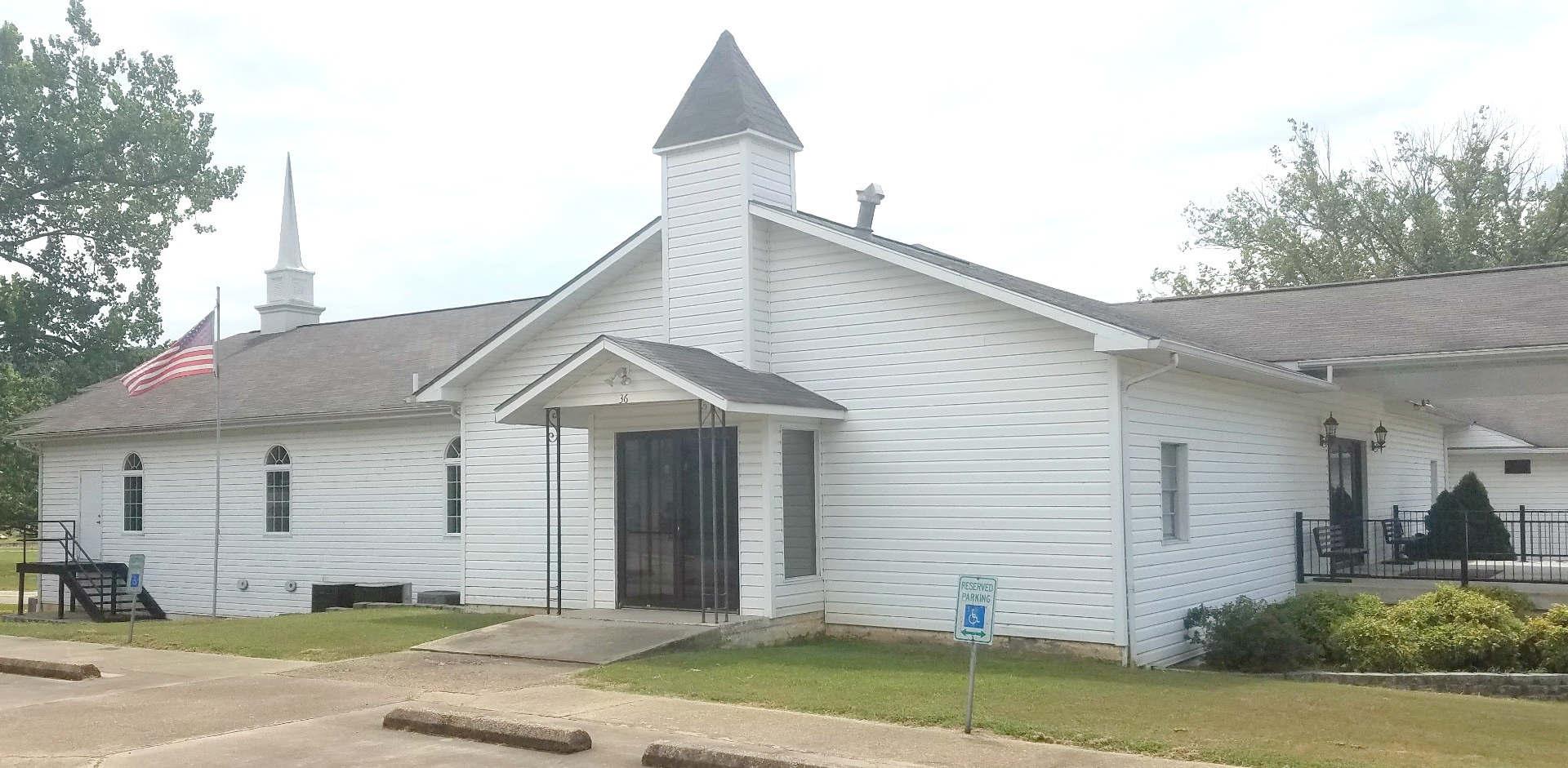 First Baptist Church, Norfork