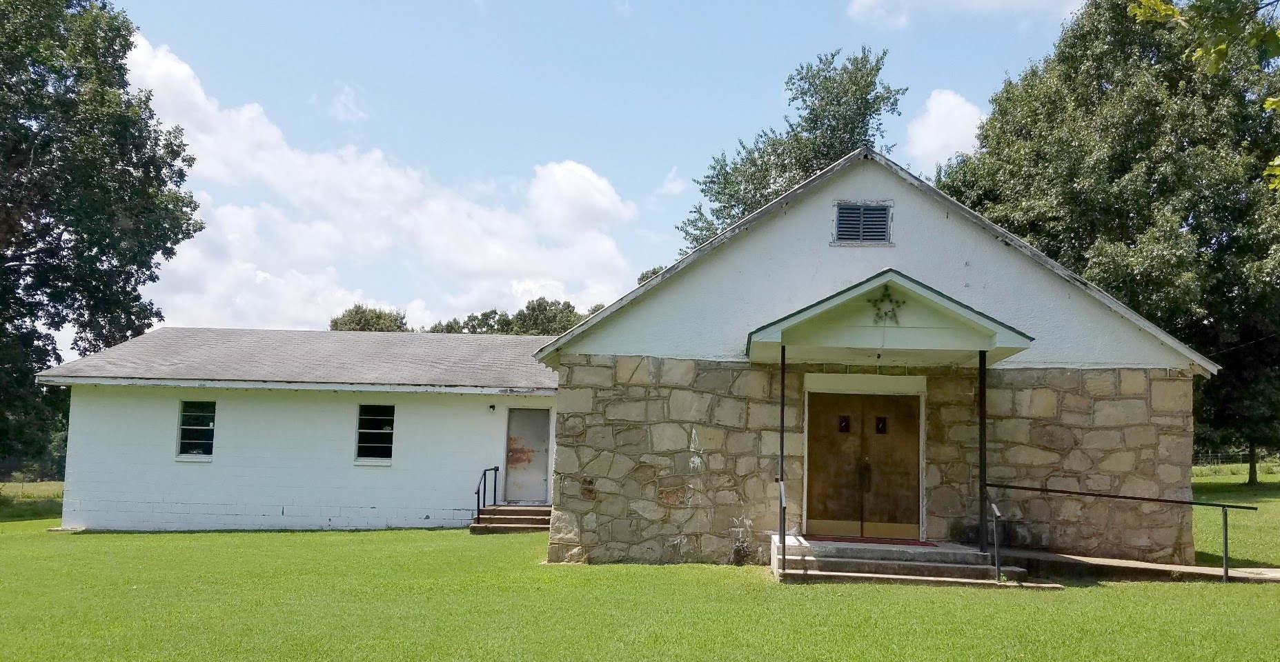 Pilgrims Rest Baptist Church