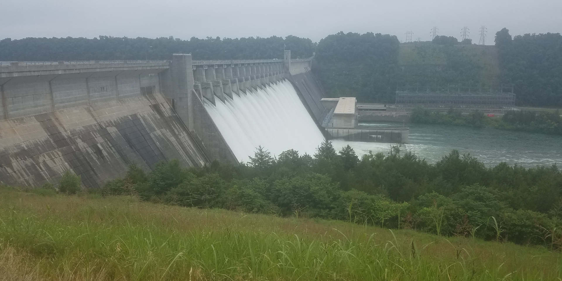 Bull Shoals Dam