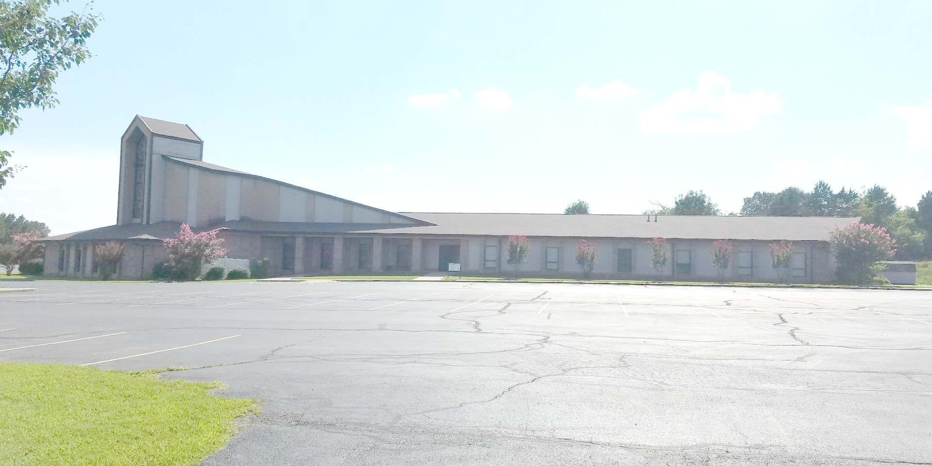 First Baptist Church, Flippin