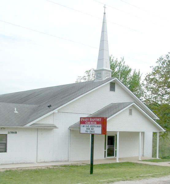 Pyatt Baptist Church