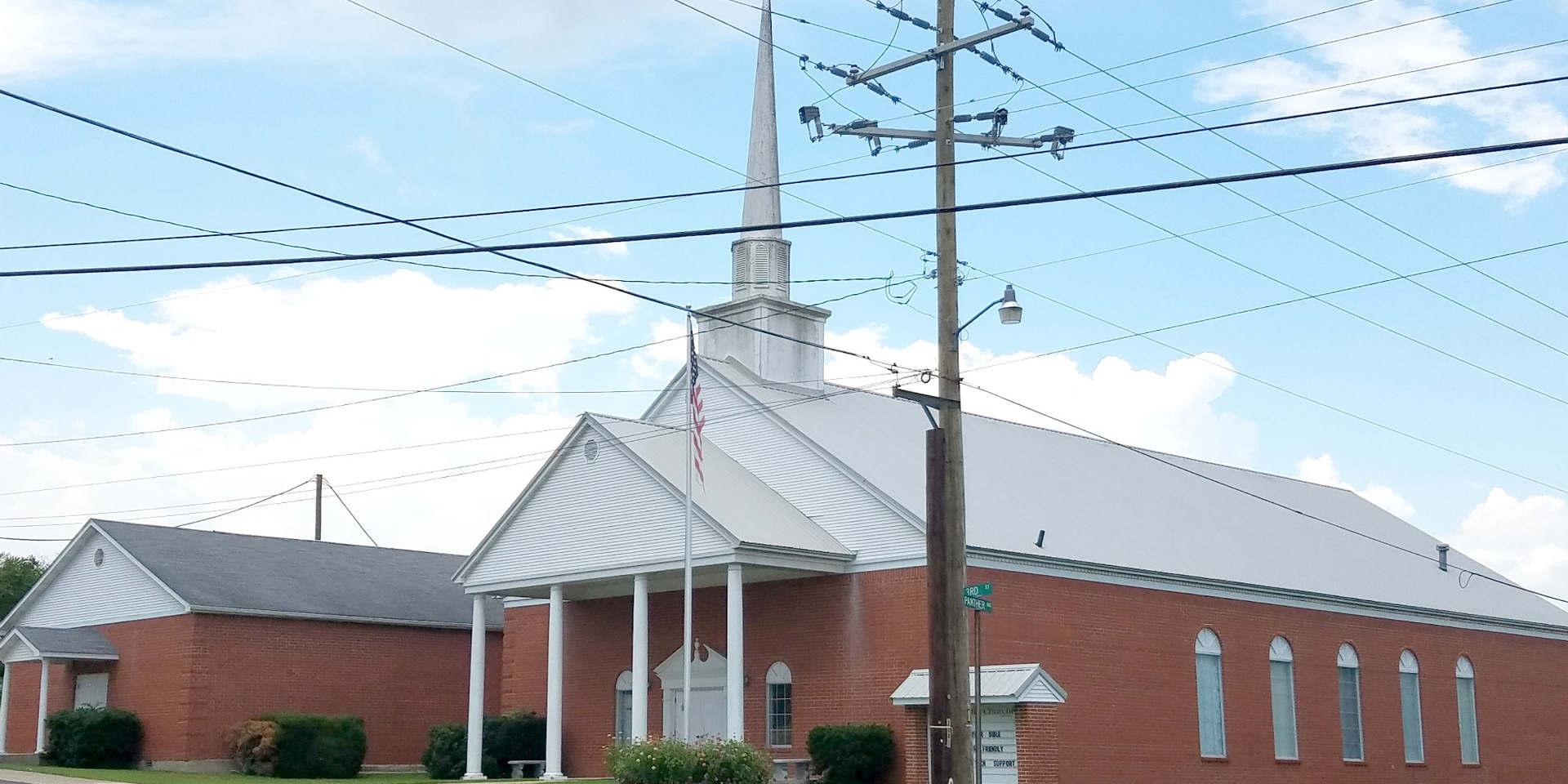 First Baptist Church, Yellville