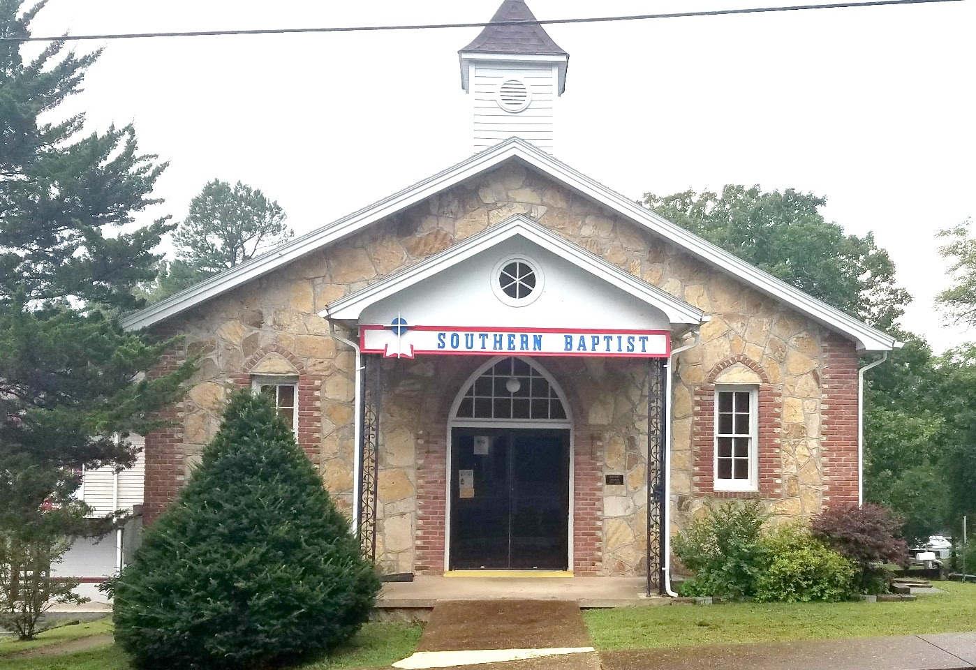 First Baptist Church, Cotter