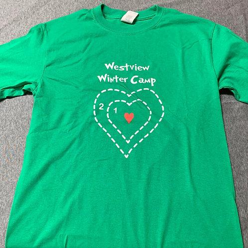 Winter Camp 2018 Long-Sleeve T-Shirt