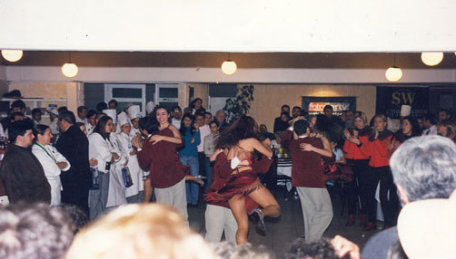 CENA DE CLAUSURA CORDOBA 2000