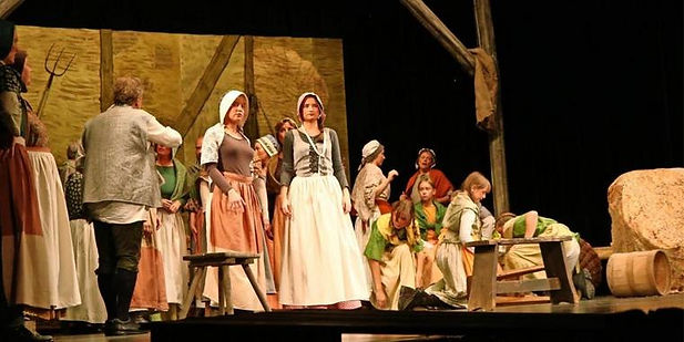 Theaterkreis Bortfeld bekommt 28100 Euro für eine mobile Bühne