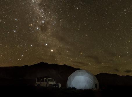 Luna Llena - 8 de febrero de 2020 - Cruce de Los Andes.