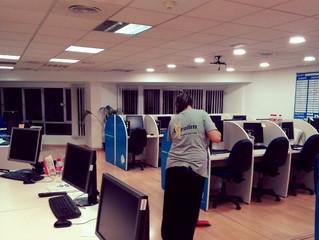 Empresa de limpieza en Málaga o personal propio?