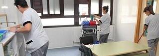 La limpieza en colegios y centros de formación en Málaga