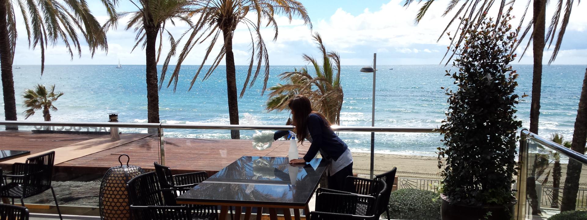 Limpieza de Hoteles Málaga