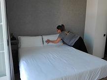 Limpieza de apartamentos turísticos en Málaga
