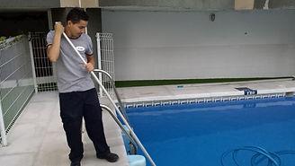 Mantenimiento de piscinas en Málaga