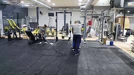 Limpieza de gimnasios y centros deportivos en Málaga