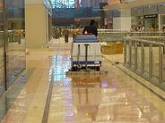 Limpieza de centros comerciales en Málaga