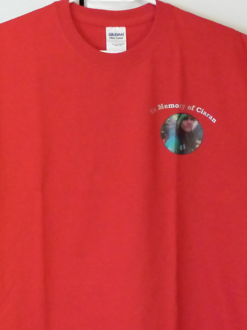 "Reflective ""Volunteer Tshirt"""