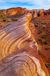 The Fire Wave, Valley of Fire State Park, Nevada