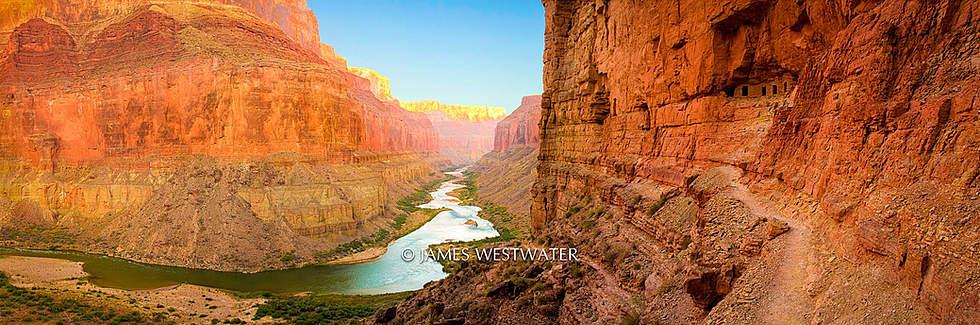 Colorado River at Nankoweap, Grand Canyon National Park, Arizona