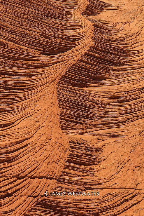 Petrified Waves, Snow Canyon State Park, Utah