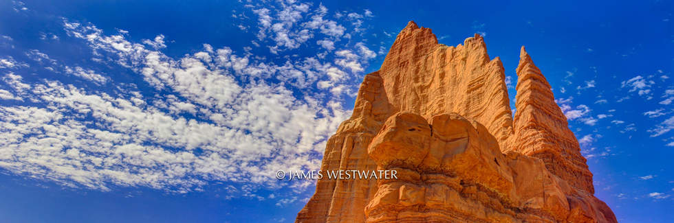 Temple of the Moon, Cathedral Valley, Capitol Reef National Park, UT