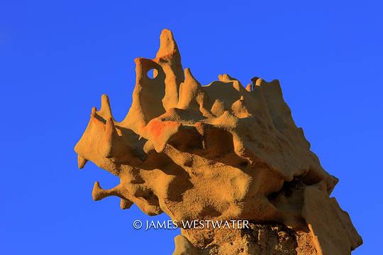 MugWamp Figure, Fantascy Canyon, Utah