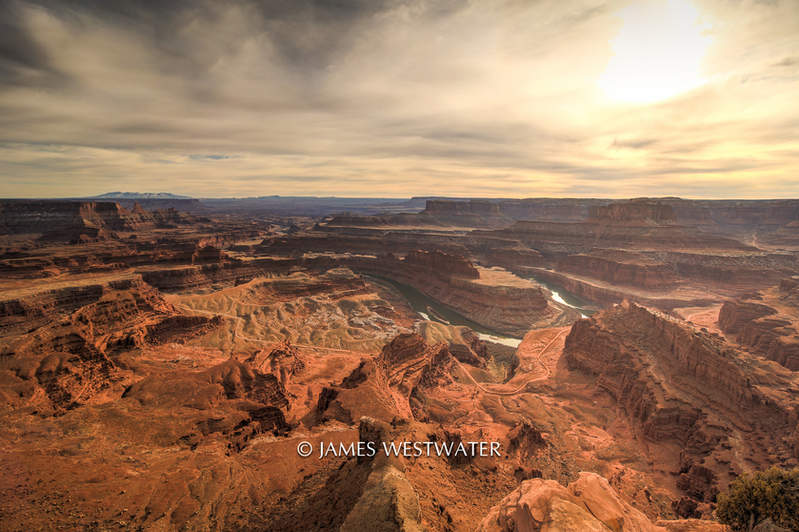 Homage to Creation, Dead Horse Point State Park, Utah