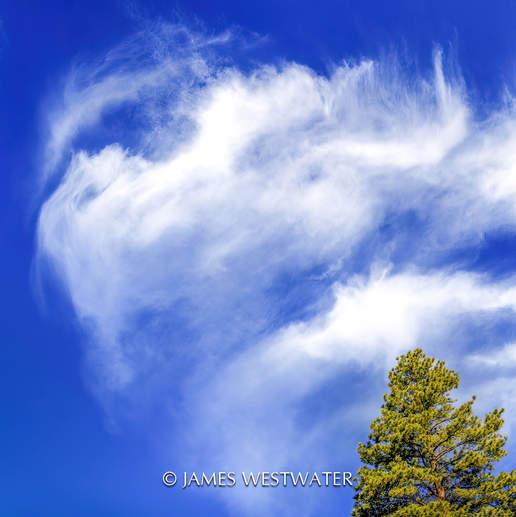 Cloud Dance, Bryce Canyon area, Utah
