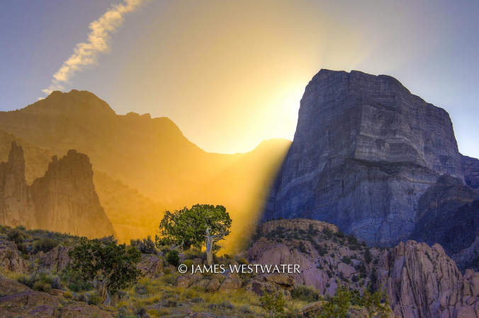 Cedar Dawn, Notch Peak, Utah