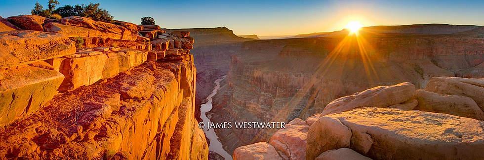 Toroweep Sunrise, Grand Canyon National Park, Arizona
