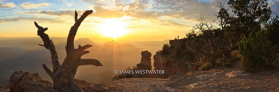 Yaki Point Sunset, Grand Canyon National Park, Arizona
