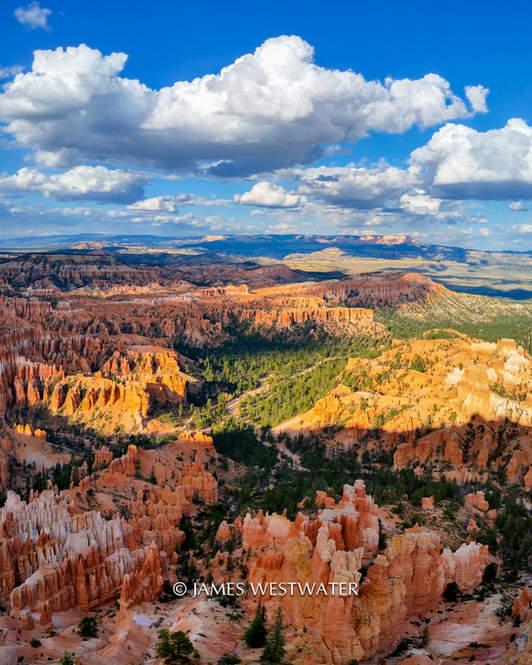 Inspiration Point, Bryce Canyon National Park, UT
