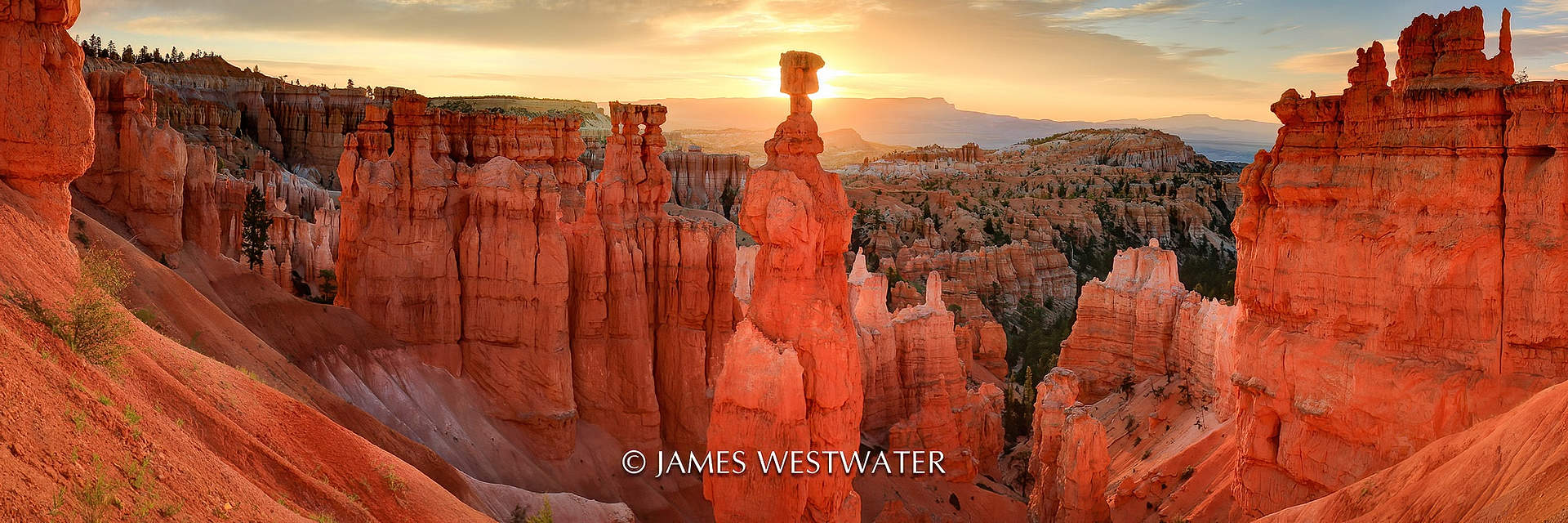 Sunrise, Bryce Canyon National Park, UT